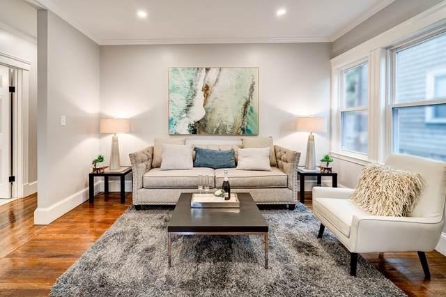 91 Watertown Street #91, Watertown, MA 02472 (MLS #72753685) :: Cheri Amour Real Estate Group
