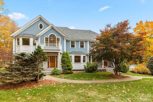 22 Meeting Place Circle, Boxford, MA 01921 (MLS #72753699) :: Boston Area Home Click
