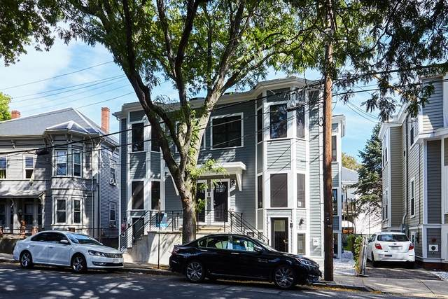 384 Windsor #1, Cambridge, MA 02141 (MLS #72753720) :: Re/Max Patriot Realty