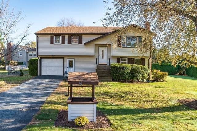 43 Ranger Rd, Natick, MA 01760 (MLS #72753864) :: Ponte Realty Group