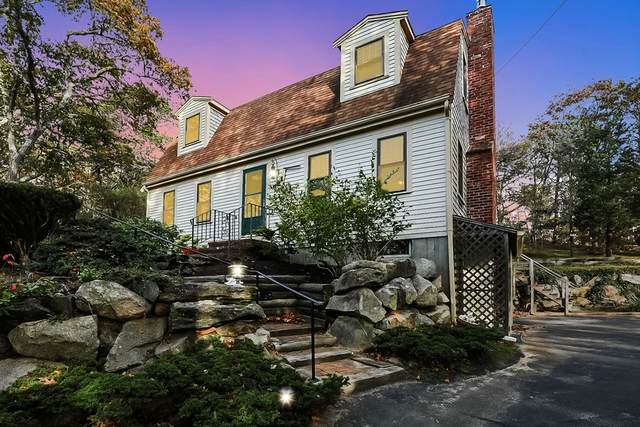 121 Wood Valley Road, Chatham, MA 02633 (MLS #72753959) :: EXIT Cape Realty