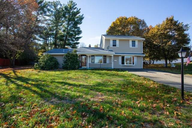 110 Russell Street, Peabody, MA 01960 (MLS #72754041) :: Ponte Realty Group