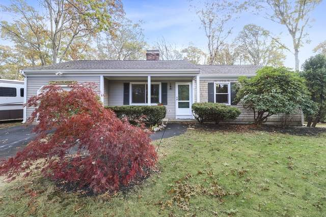 5 Bunker Cir, Sandwich, MA 02563 (MLS #72754283) :: Kinlin Grover Real Estate