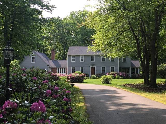 318 Old Littleton Road, Harvard, MA 01451 (MLS #72754444) :: Re/Max Patriot Realty