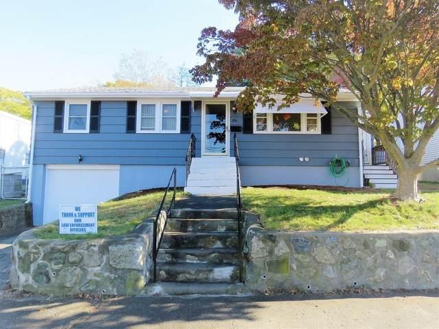 39 Saville St, Saugus, MA 01906 (MLS #72754539) :: Maloney Properties Real Estate Brokerage