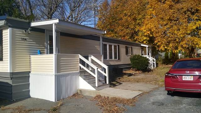 1540 Broadway 25A, Raynham, MA 02767 (MLS #72754582) :: Ponte Realty Group