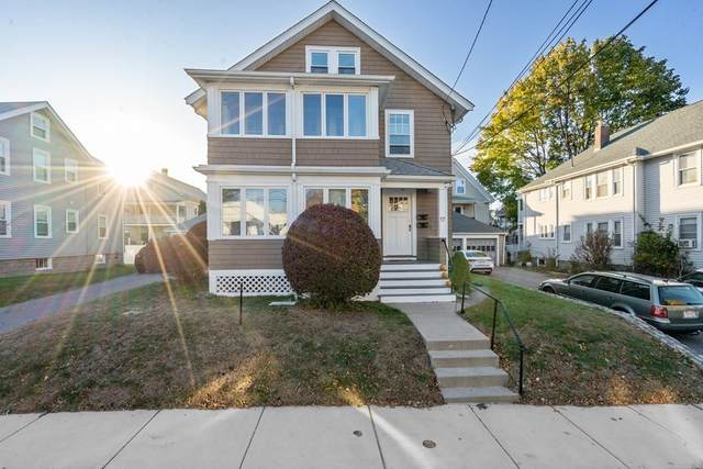 17 Woodleigh #2, Watertown, MA 02472 (MLS #72754732) :: Cheri Amour Real Estate Group