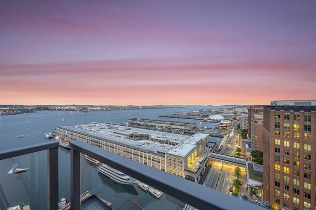 133 Seaport Boulevard #2208, Boston, MA 02210 (MLS #72754759) :: The Gillach Group