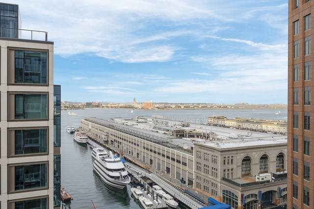 135 Seaport Boulevard #1701, Boston, MA 02210 (MLS #72754761) :: The Gillach Group