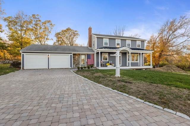 25 Elaine Court, Scituate, MA 02066 (MLS #72754791) :: Kinlin Grover Real Estate