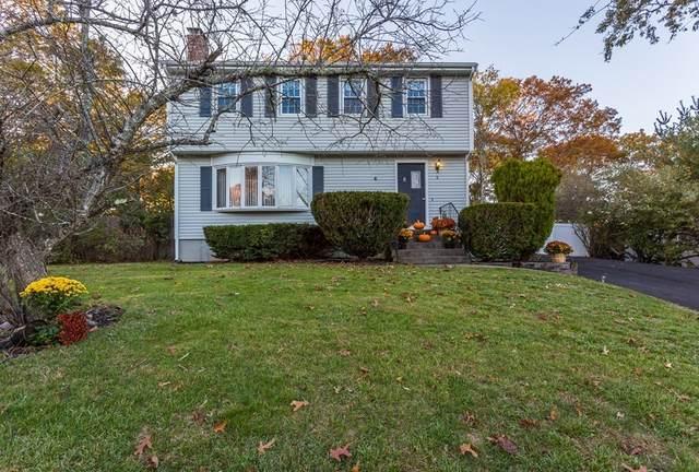 8 Pimental Way, Plymouth, MA 02360 (MLS #72754804) :: Cosmopolitan Real Estate Inc.