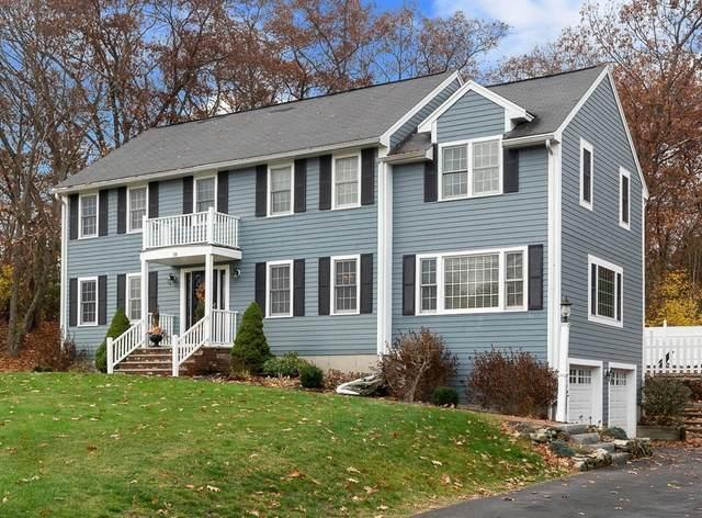 16 Paulornette Circle, Andover, MA 01810 (MLS #72754959) :: Cosmopolitan Real Estate Inc.