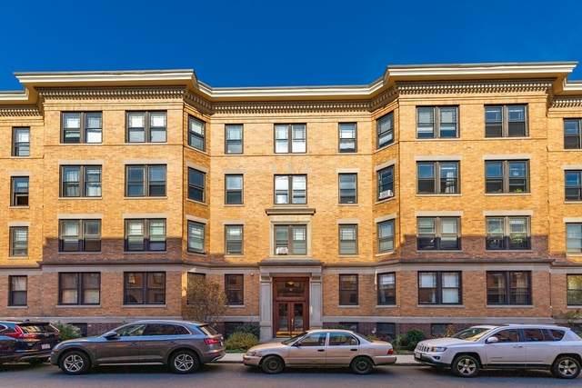 6 Newport Road #2, Cambridge, MA 02140 (MLS #72754983) :: Maloney Properties Real Estate Brokerage