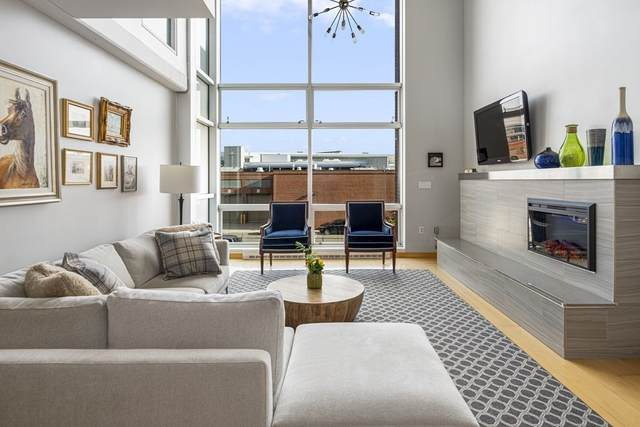 25 Channel Center Street #202, Boston, MA 02210 (MLS #72755272) :: The Gillach Group