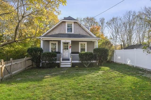 23 Woodbury Ave, Barnstable, MA 02601 (MLS #72755332) :: Maloney Properties Real Estate Brokerage
