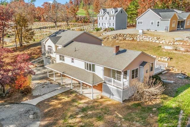 150 Andover Road, Billerica, MA 01821 (MLS #72755527) :: Maloney Properties Real Estate Brokerage
