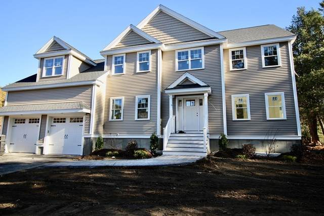 63 Woodland Road, Bedford, MA 01730 (MLS #72755576) :: Exit Realty