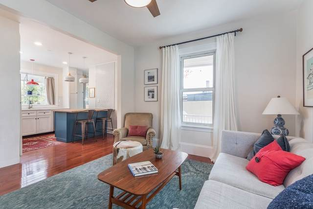 27 Holworthy St. #2, Cambridge, MA 02138 (MLS #72755658) :: EXIT Cape Realty