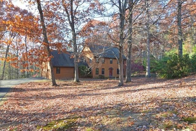 21 Sterrett Dr, Southwick, MA 01077 (MLS #72755720) :: Cosmopolitan Real Estate Inc.