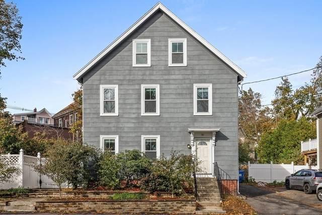 50 Vernon St, Wakefield, MA 01880 (MLS #72755742) :: Westcott Properties