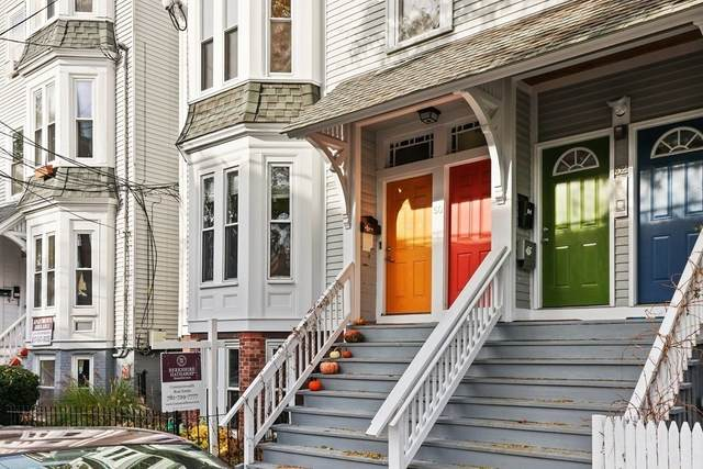 50 Florence St #2, Somerville, MA 02145 (MLS #72755752) :: RE/MAX Vantage