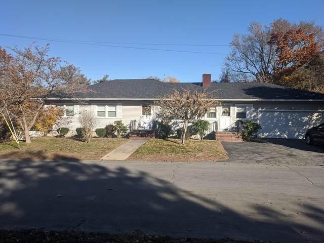 37 Oak Knoll Road, Methuen, MA 01844 (MLS #72755762) :: Kinlin Grover Real Estate