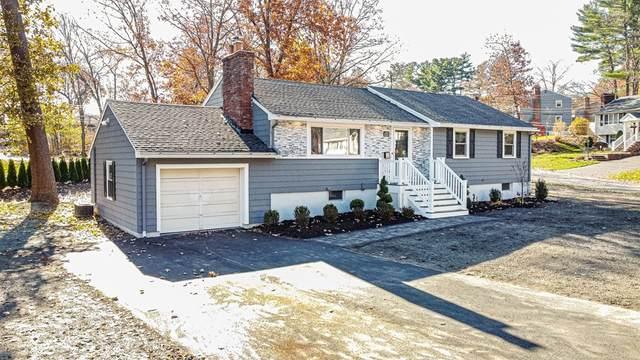 33 Putnam Road, Reading, MA 01867 (MLS #72755873) :: Kinlin Grover Real Estate