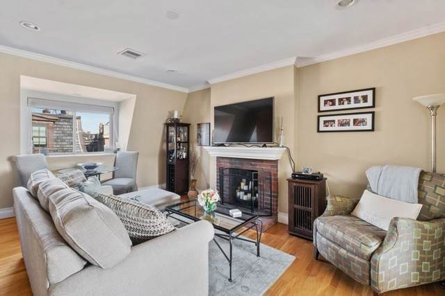 2 Harvard Place #4, Boston, MA 02129 (MLS #72755978) :: DNA Realty Group