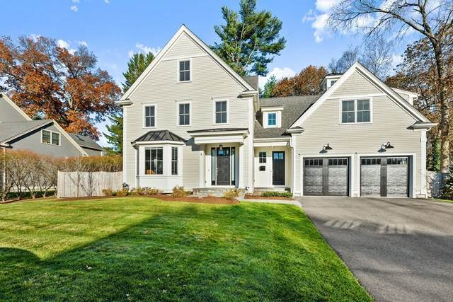 5 Claflin Road, Wellesley, MA 02482 (MLS #72755985) :: Cheri Amour Real Estate Group
