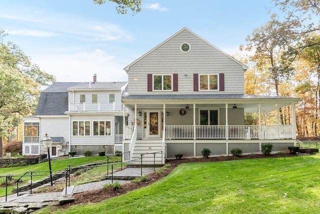 14 Boutwell St, Wilmington, MA 01887 (MLS #72756029) :: Exit Realty