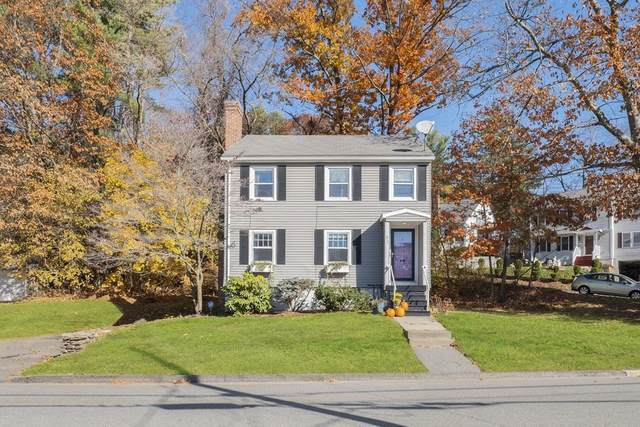 311 June St, Worcester, MA 01602 (MLS #72756190) :: Kinlin Grover Real Estate