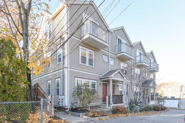 13 Church Hill St #13, Watertown, MA 02472 (MLS #72756207) :: Cheri Amour Real Estate Group