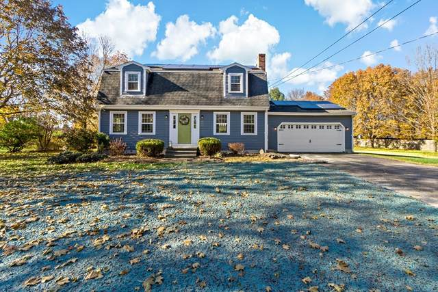 202 Pleasant St, Rehoboth, MA 02769 (MLS #72756238) :: EXIT Cape Realty