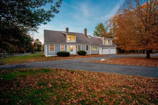 151 Fuller St, Middleboro, MA 02346 (MLS #72756252) :: Cosmopolitan Real Estate Inc.