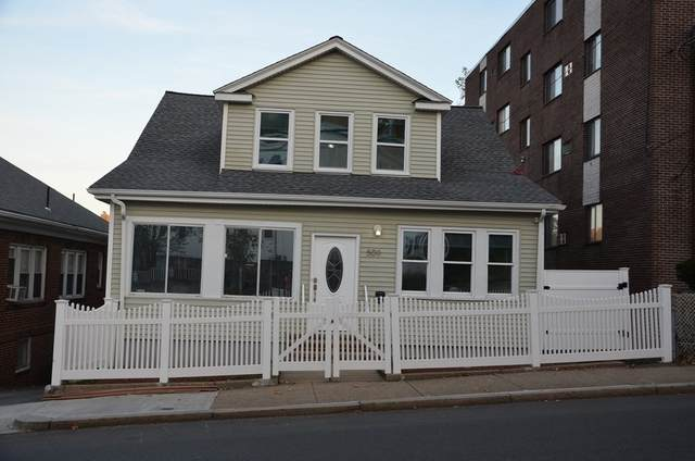 509 Washington Ave, Chelsea, MA 02150 (MLS #72756287) :: Maloney Properties Real Estate Brokerage