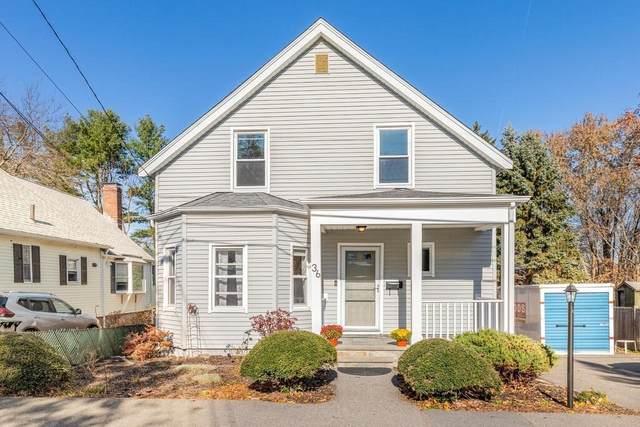 36 Berkeley Rd, Dedham, MA 02026 (MLS #72756302) :: Kinlin Grover Real Estate
