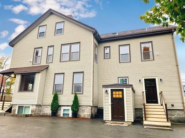 17 Liberty Street #1, Waltham, MA 02453 (MLS #72756347) :: Cosmopolitan Real Estate Inc.