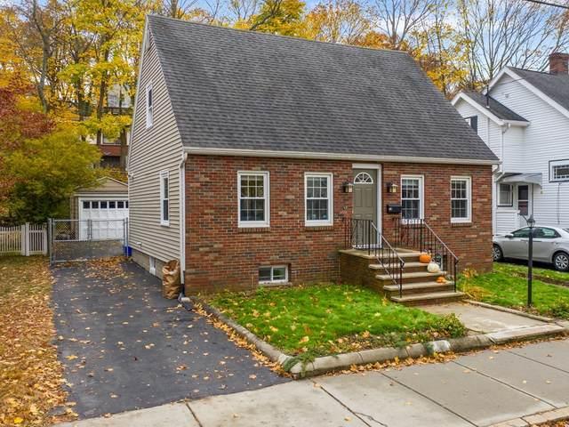 17 Lillian Rd, Malden, MA 02148 (MLS #72756359) :: Kinlin Grover Real Estate