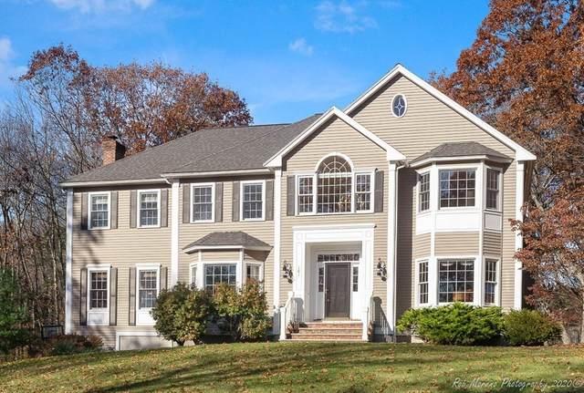 101 Nutmeg Lane, North Andover, MA 01845 (MLS #72756362) :: Kinlin Grover Real Estate
