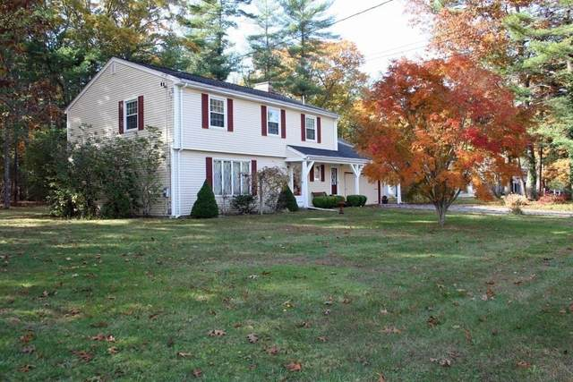43 Old Powder House Road, Lakeville, MA 02347 (MLS #72756385) :: Ponte Realty Group