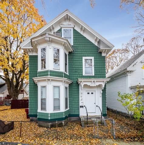 4 Horn Street, Lowell, MA 01851 (MLS #72756421) :: Kinlin Grover Real Estate
