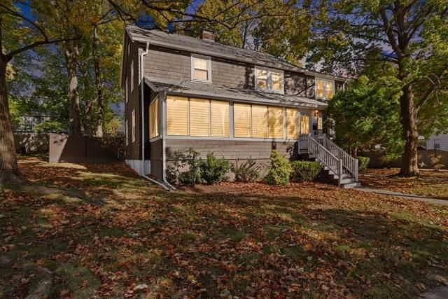 81 Eliot Ave, Newton, MA 02465 (MLS #72756440) :: The Gillach Group