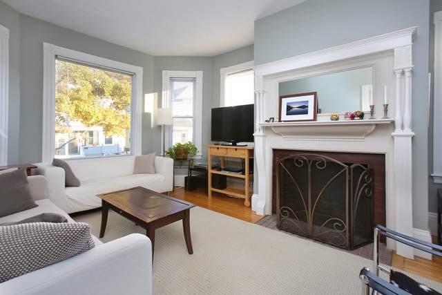 14 Wellington St #1, Waltham, MA 02451 (MLS #72756448) :: Cosmopolitan Real Estate Inc.