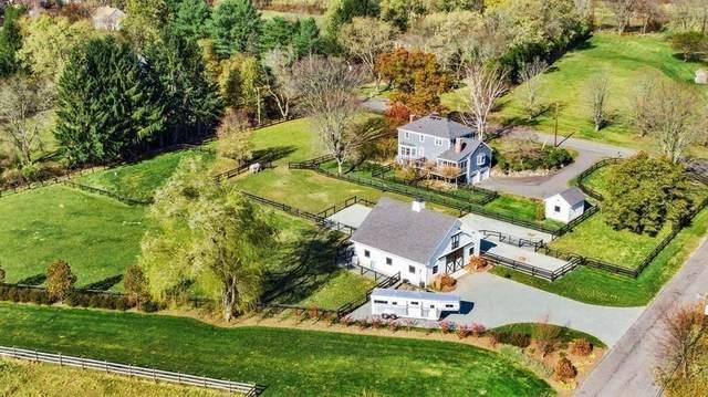 14 Dopping Brook Rd, Sherborn, MA 01770 (MLS #72756531) :: Cosmopolitan Real Estate Inc.