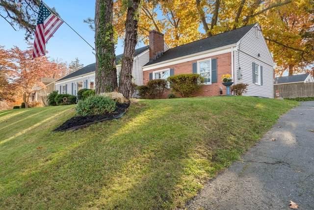 586 Roosevelt Ave, Springfield, MA 01118 (MLS #72756546) :: Maloney Properties Real Estate Brokerage