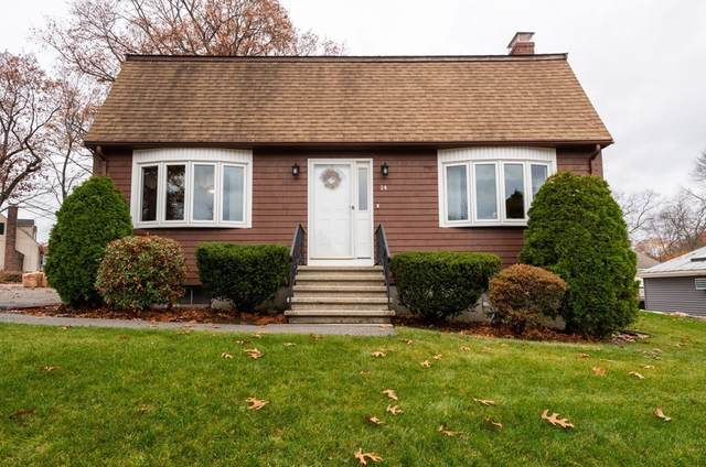 14 Edgemere Ave, Burlington, MA 01803 (MLS #72756561) :: Maloney Properties Real Estate Brokerage