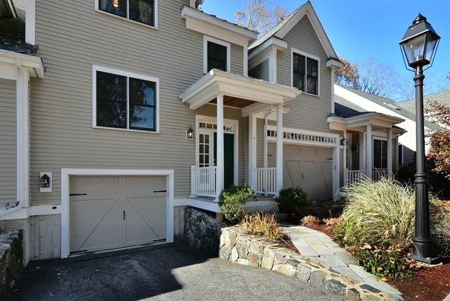 15 Wadsworth Ln #15, Wayland, MA 01778 (MLS #72756620) :: Cheri Amour Real Estate Group