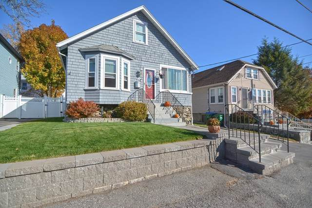 21 Carberry St, Medford, MA 02155 (MLS #72756622) :: Kinlin Grover Real Estate