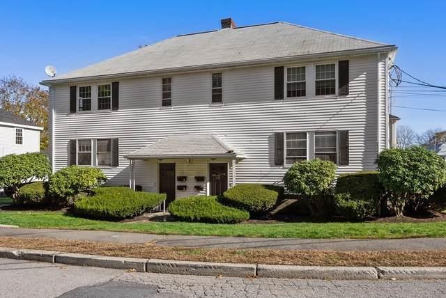 38 Nathan Rd #2, Waltham, MA 02453 (MLS #72756717) :: Cheri Amour Real Estate Group