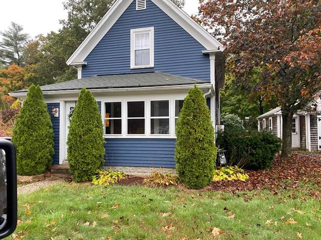 259 Reed St, Hanson, MA 02341 (MLS #72756749) :: Dot Collection at Access